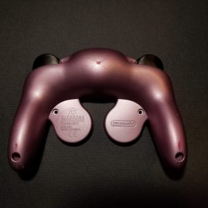 Rose Gold back shell with black dyed optimized triggers