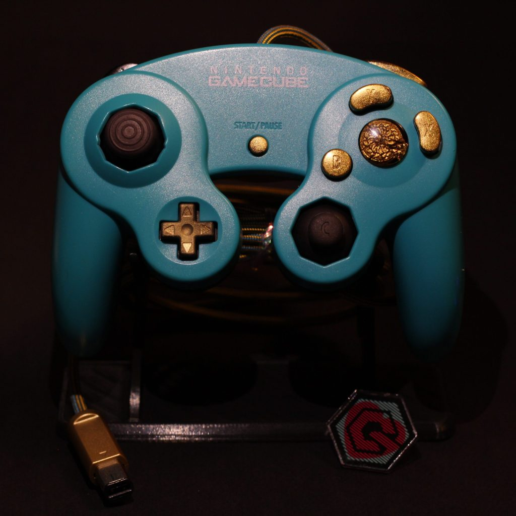 Custom Gamecube Controller Notches