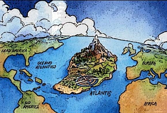 Resultado de imagen de atlantida el continente perdido