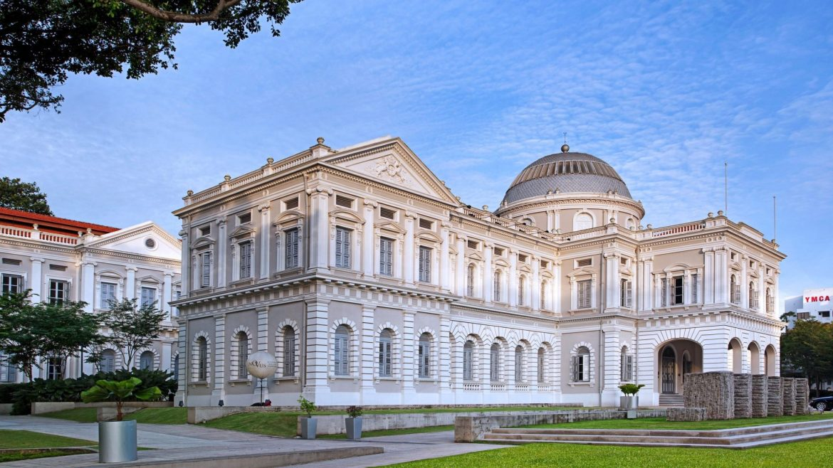 National Museum of Singapore & Bras Basah.Bugis Arts and Heritage District  – GCDN