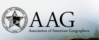 Geography Alumni and Students at the Association of American Geographers Conference