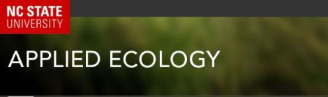 Assistant Professor position in #UrbanEcology @NCState
