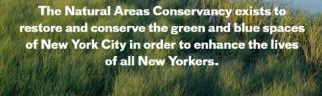Summer 2017 Ecological Assessment Paid Internships w/ @NaturalAreasNYC