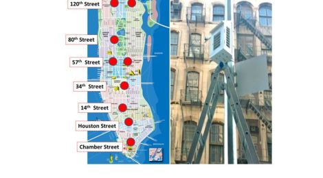 #EESpublishes: @GC_CUNY @CityCollegeNY Alumna Dr @mar_karimi & Prof #RezaKhanbilvardi on Surface T Variations in Urban Settings