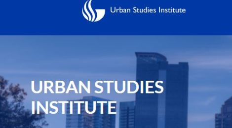 Postdoctoral Research Associate at the Urban Studies Institute @georgiastateu