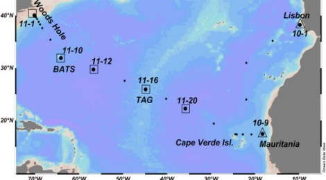 #EESPublishes: EES student Yi Tang & Prof Stewart on Particle Characteristics in the N. Atlantic