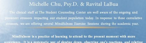 12/18: Mindfulness Exercise For Stress & Anxiety
