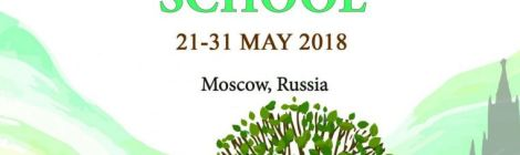 May 21-31: Soil Summer School in Moscow