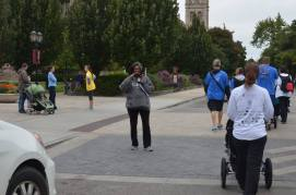 GCE at University of Chicago Race for Kids