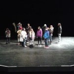 Project-based learning at Royal George Theater