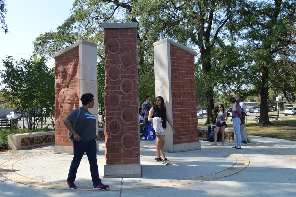 Rhetoric of Revolt @ The Dr. Martin Luther King, Jr. Living Memorial