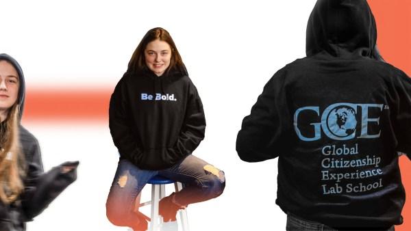 gce hoodie