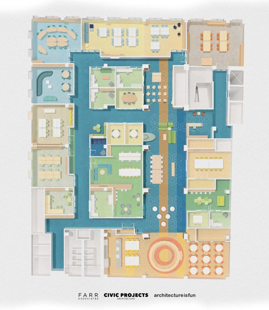 GCE Lab School, 9 West Washington Street, Fourth Floor, Chicago IL