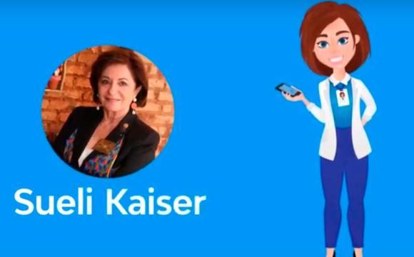 Olá, eu sou a Suka, porta voz virtual do Grupo Cene