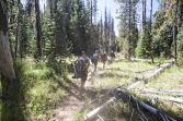 Dumbell Lake Backpacking Trip