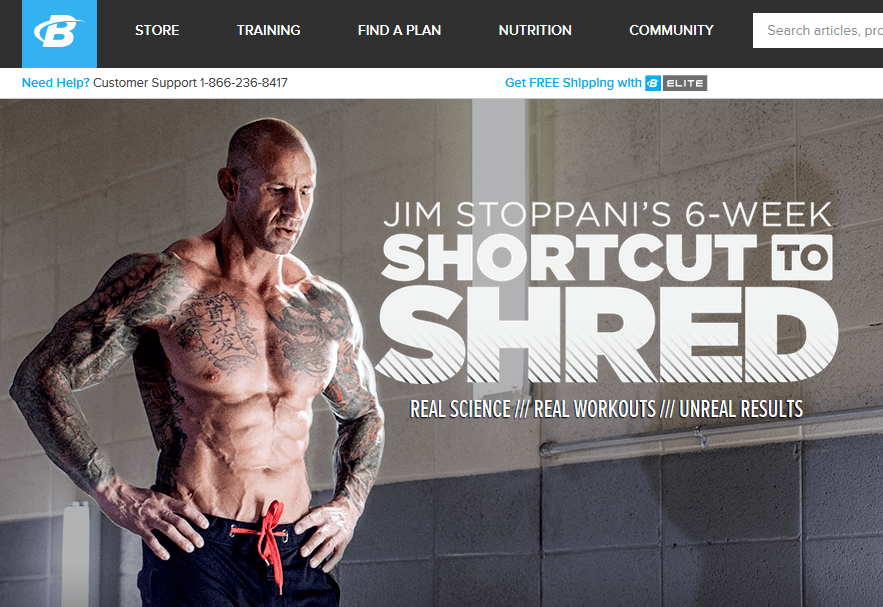 GchanMako Review of Jim Stoppani's 6 Week Shortcut to Shred