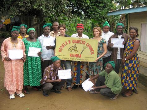 CAM's 2009 work in Kosala