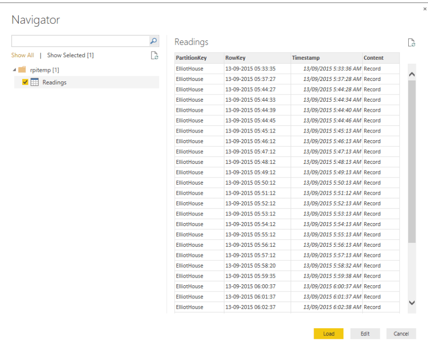 Connect to data in Power BI