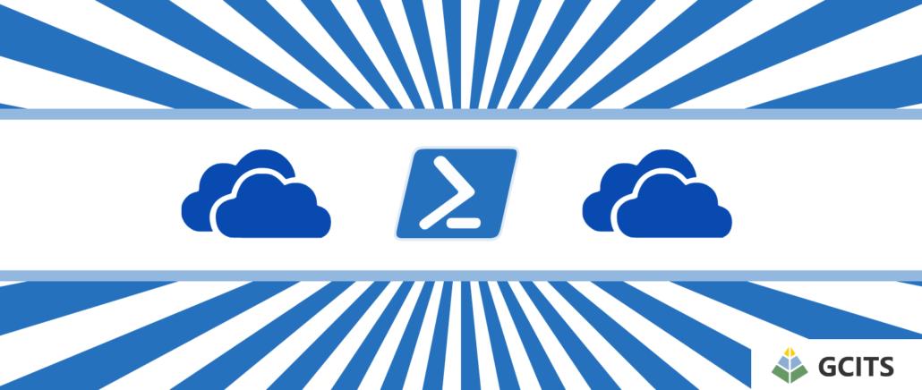 OneDrive Transfer Via PowerShell
