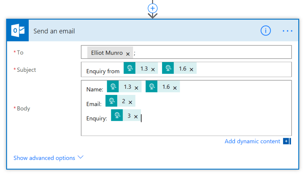Send Email Notification With Gravity Forms Entry