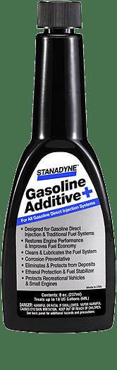 Stanadyne Gasoline Additive Bottle