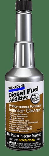 Stanadyne Performance Formula Injector Cleaner Bottle