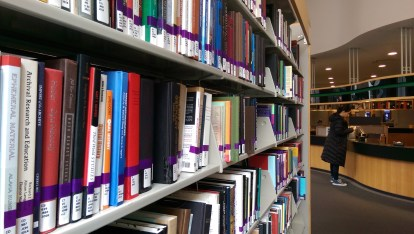 New Books Area Image