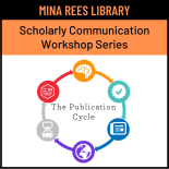 Scholarly Communication Workshop Series logo