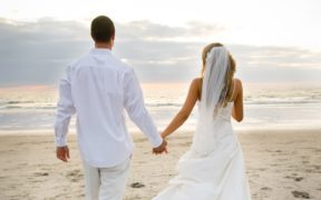 What is marriage IN community of property?