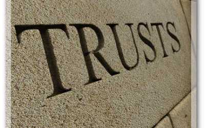 "How does a trust ""end"" and what happens when it ""ends""?"