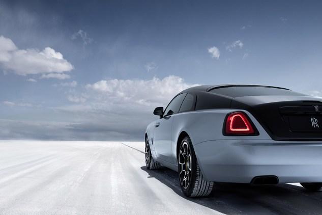2021 Rolls-Royce Wraith Landspeed Collection