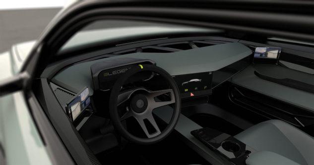 2022 E-Legend EL1 - Audi Sport Quattro Hommage