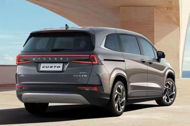 2022 Hyundai Custo MPV