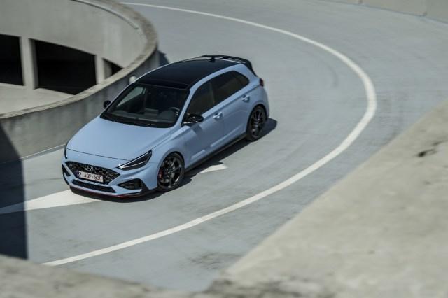 2021 Hyundai i30 N N-DCT facelift
