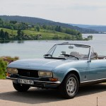 Test Onze Tour De France 7 Cruisen Met Peugeot 504 Coupe En Cabriolet Autowereld