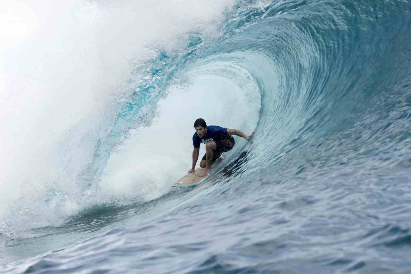 Surfing icon Bruce Irons (HAW) will be joining the epic list of competitors at the 2018 Four Seasons Maldives Surfing Champions Trophy.