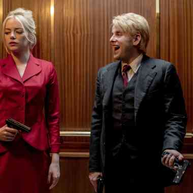 First Look - Emma Stone & Jonah Hill in Maniac