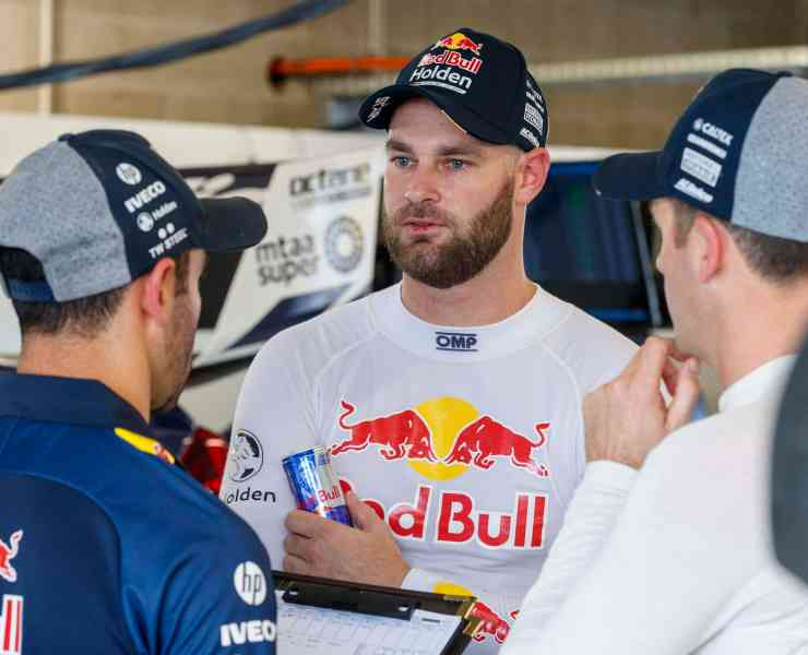 Shane van Gisbergen wins the WATPAC Townsville 400 Event 8 of the Virgin Australia Supercars Championship, Townsville, Queensland. Australia. 7th July 2019.