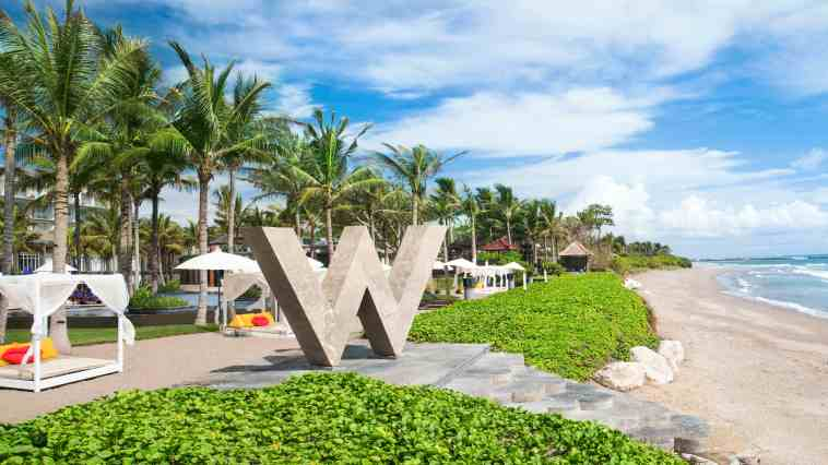 Take off on the Ultimate Surfing Escape at W Bali Seminyak