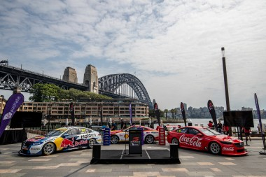 2020 Supercars Championship Launches in Sydney