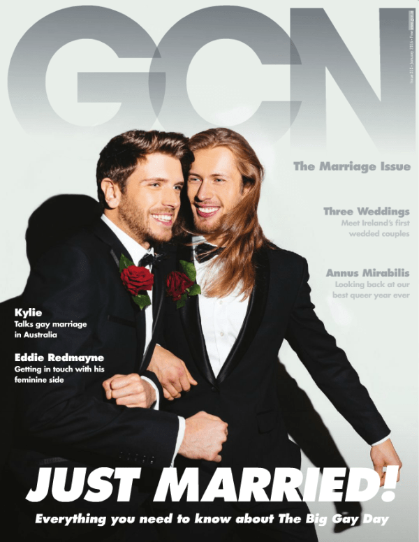 Gcn Issue 313 January 2016 Gcn Gay Ireland News Entertainment