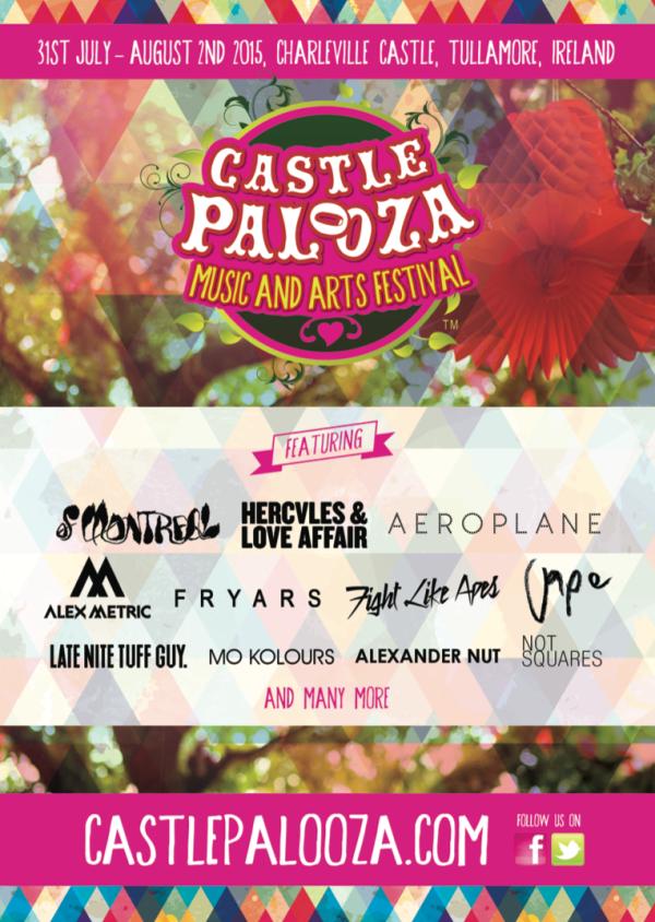 Castlepalooza 2015