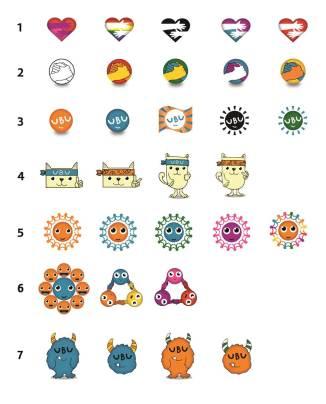 Full Emoji selection