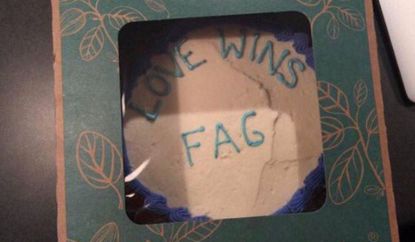 hoax, cake