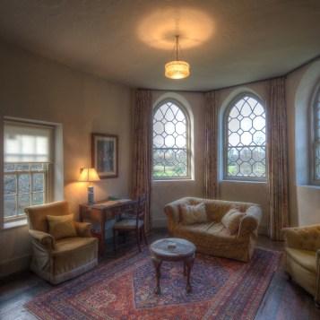 An antique living room inside one of the Irish Landmark Trust venues - the same Irish Landmark Trust who has a Valentine's Giveaway
