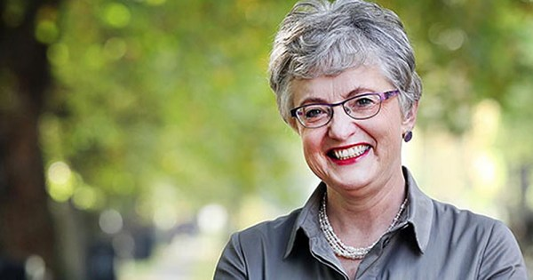 Minister Katherine Zappone, who has launched the questionnaire for her LGBT youth strategy