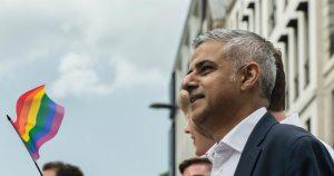 Mayor of London, Sadiq Kahn