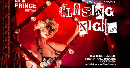 The poster for Closing Night
