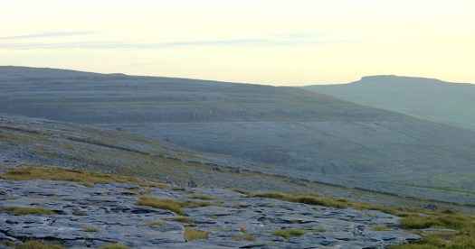 The burren which is the location of the Time Out halloween retreat