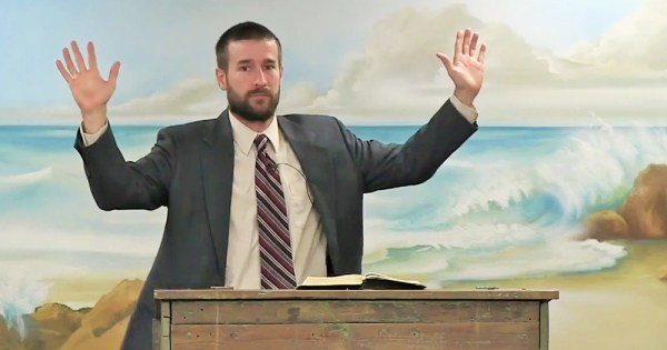 Pastor who has been banned from jamaican soil